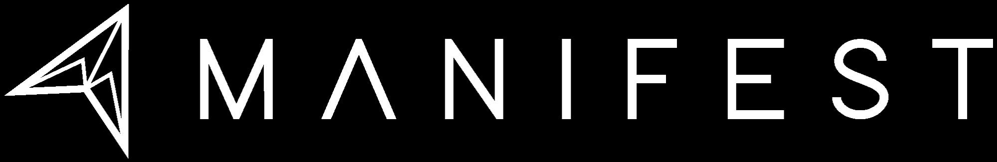 Manifest--Logo_Vertical-Logo-White